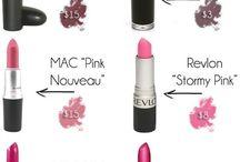 Make-up ❤️❤️❤️ / Tutti i dupes low cost delle grandi case cosmetiche (Mac,Clinique...)