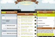 Ofertas empleo / Aplicaciones o páginas webs para encontrar o mejorar tu trabajo laboral ideal. #trabajo #noalparo