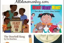 Picture Books / Picture books for infant, toddler and preschool children. Activities and games based on picture books. Book recommendations