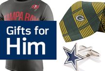 Gifts for Him / Find the perfect gift for him—from fashion to fan cave.