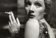 Marlene Dietrich / Stile
