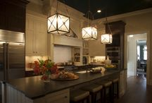 Upgraded lighting can change the look of your home!