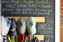 Chalkboard Paint For the Home / by Toni Spilsbury