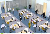 Office relocation / Find out everything you need to do during an office relocation.