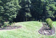 Landscaping - Sand Mound
