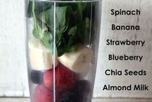 Food   ( smoothies  )