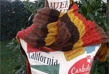 Sciarpe CoCoBé Handmade