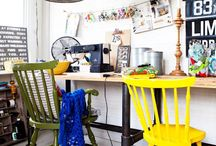 House stuff - work space