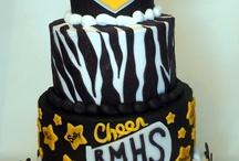 Cake design ideas / by Kimberly Haddon