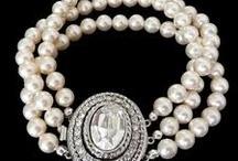 Vintage jewellery / The Glamorous Era / by Marie-Elaina Morris