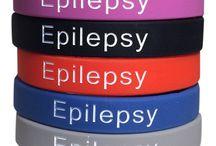 Epilepsy Medical Alert Bracelet