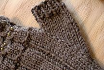Great Mitts and Gloves! / Mittens or Gloves, it doesn't matter, you'll find some great choices here!  / by Spinnin' Yarns