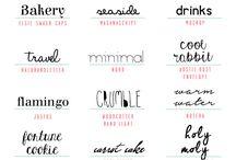 Fonts / All fonts I love