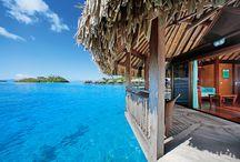 Tahiti / by Tahiti Travel Planners