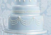 Asami wedding cake