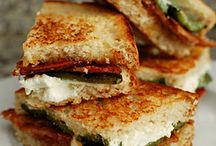 Grilled cheese/sandwiches