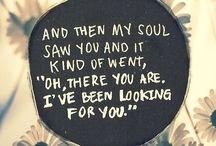 Love is when...