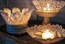 Craft Idea's / Crafts to do / by Barbara Jasin (Crackers)