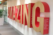 Wall Branding and Signage