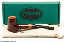 Chacom Pipes / by TobaccoPipes.com