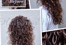 Curl reformation