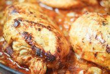 Chicken receipee