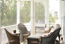 Screened porches ideas