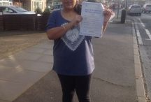 Sutton / People who have passed their test with Wimbledon Driving School who are from Sutton.
