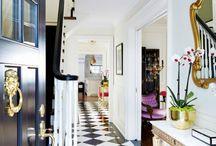 Hallways or foyers inspo