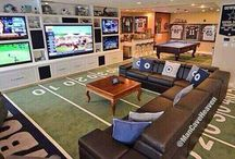 Man Cave İdeas
