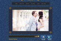 Jeans / desain tema undangan online dari Datangya.com , Jeans
