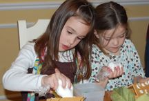 Holiday: Christmas: projects for kids