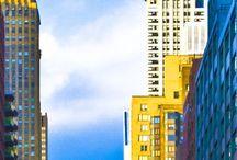 New York, New York! / by Randy Susan Meyers