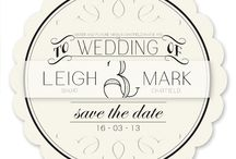 Save the date (Pistachio Designs) / http://www.pistachiodesigns.co.za/portfolio-lightbox/