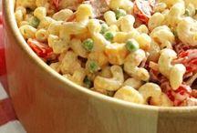 Pasta Salad Recipes / Recipes for pasta salads of all types.