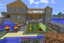 Mine craft / So many things to build