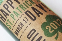 holiday // st. patrick's day / St. Patrick's Day holiday inspiration, crafts, and recipes.