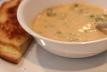 Soups and stuff  / by Sharyn Ann