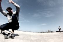 Surf Skate / flat time?  Take your carver. Surf where you want when you want. GoPro Pics
