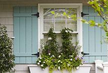 Home: batten shutters