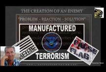 False flags/Crisis actors/Terror