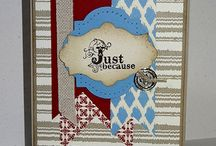Stampin' Up! Masculine