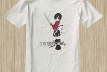 Blood+ Anime Tshirt