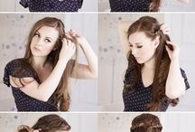Hair/Cheveux/Peinados