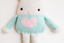 Knitting Doll / 뜨개인형