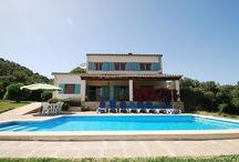 Majorca villa holiday