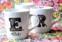 I ❤ Mugs