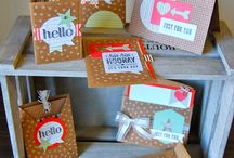 Stampin' Up! - Card kits