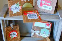 Stampin' Up! - Card kits