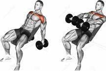 allenamento fitnes